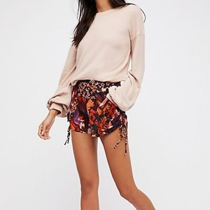 Free People Lisbon Soft Short Size Small